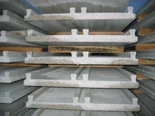 Сферы применения плит перекрытия